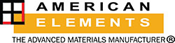 American Elements, global manufacturer of high purity metals, liquids, nanoparticles, laser crystals, advanced materials for electonics, biomedicine & automotive
